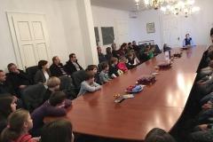 Župan sprejel mlade gasilce vseh PGD v občini Radeče, 28. 12. 2017